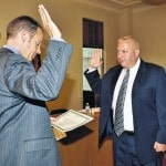 New police officer sworn in