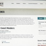 City redesigns its website