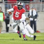 OSU kept quiet about Miller's receiver workouts