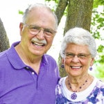 Gillilands celebrates 60 years of marriage
