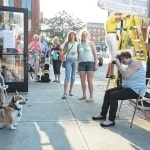 First Friday will feature pet walk