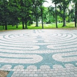 OWU's new labyrinth to be dedicated this fall