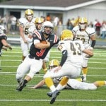 Hayes outlasts BV in opener