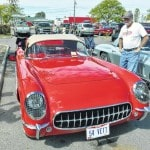 'Country cruise-in' Sept. 27