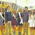Buckeye Valley homecoming court announced