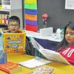 Delaware students enjoy end-of-the-day reading