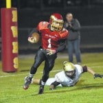 Davidson powers past Patriots