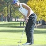 Liberty's Rath, Hayes' Godfrey off to good starts at State Golf Championship
