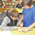 Conger students learn to design and build Mars rovers
