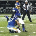 Bell's last-second FG lifts Braves over Panthers
