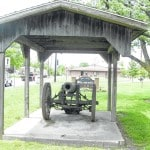 Cannon from the point restored, Delaware Veterans Memorial Plaza to open next Memorial Day