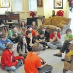 Willis students take a field trip to The Arts Castle