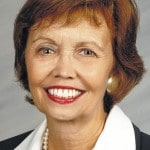 Barb Lewis has goals for county in 2016