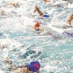 Riptide swimmers shine at Orange Crush
