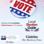 2016 Local Election Guide