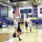 Braves handle Pacers in 1st round