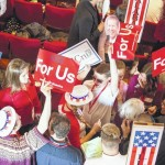 OWU students pick Kasich/Haley at mock convention