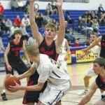 Big run sends Braves over Pacers