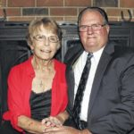 Simmonses observe 50th anniversary