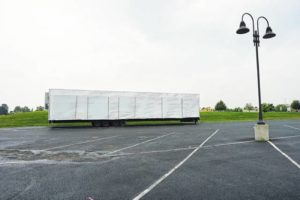 Trailers temporarily help growing classroom needs