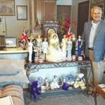 Sunbury man celebrates Princess Diana
