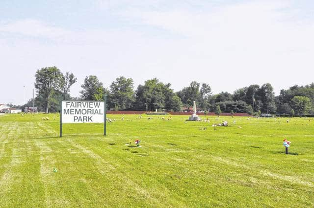 Fairview Memorial Park in July 2017. The receiver in charge of the cemetery is seeking a buyer for the facility.