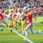 Hayes defense stands tall
