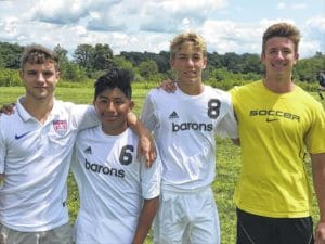 BV freshmen look to follow in brothers' footsteps
