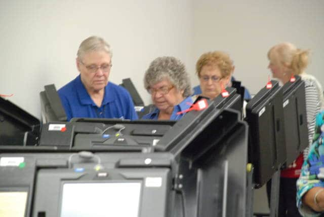 On Nov. 7, Delaware County residents will be asked to vote on local candidates and issues. Oct. 10 is the deadline to register to vote. For information about local elections, visit delawareboe.org.
