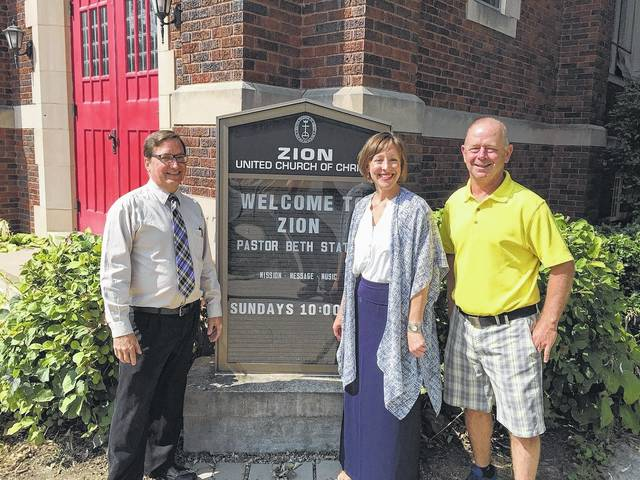 Staten new pastor at zion united church of christ delaware gazette zion united church of christ has called beth staten as its pastor and teacher a gifted preacher staten is a graduate of methodist theological school in publicscrutiny Gallery