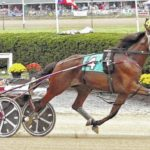 Pinecraft Nellie wins $37,600 Standardbred trot