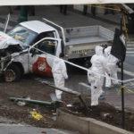 8 killed by New York motorist in 'cowardly act of terror'