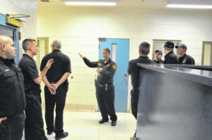 Firefighters tour jail to prepare for emergencies