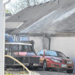 No injuries in Noble Street fire