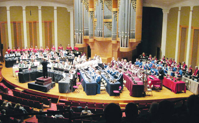 The annual Delaware Area Handbell Festival is scheduled for 7 p.m. on Sunday, Nov. 19 in Gray Chapel on the Ohio Wesleyan University campus.