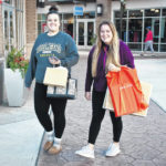 Shoppers rockin' and rollin' at Tanger Mall
