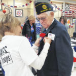 'Living History' honored at Hyatts Middle School