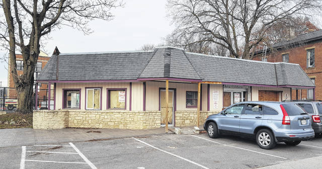Located between the Willis Education Center and William Street United Methodist Church, the commercial building at 50 W. William St. in Delaware could soon be razed in favor of a new two-story structure.