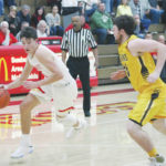 Golden Eagles outlast Barons 55-52