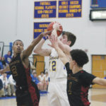 Warriors rally past Braves 69-56