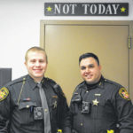 Deputies save man's life on New Year's Eve