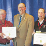 Delaware County residents honored for supporting fair
