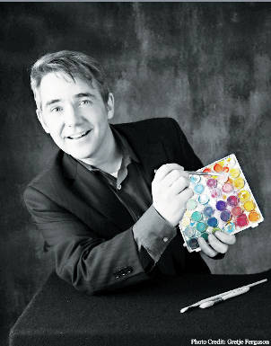 Best-selling author and illustrator Peter Reynolds will be featured at a presentation and book signing hosted by Fundamentals Children's Books. The event is scheduled from 6 to 7:30 p.m. on Monday, Jan. 29 at The Willis Education Center, 74 W. William St., Delaware.
