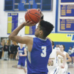 Roderick leads Patriots over Braves