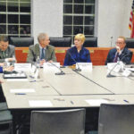 City, county meet in joint session
