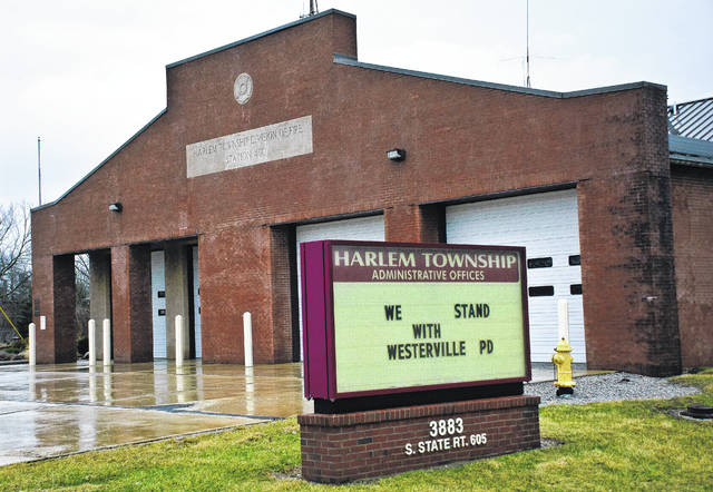 """""""We want the trustees to really consider what is smart for the community,"""" said Brittany Bowers, a member of a group of Harlem Township residents who are rallying against the rezoning of a property for a proposed 500-unit storage facility on Fancher Road. The group plans to attend the next township trustees meeting at 7 p.m. Wednesday in township hall at 3883 S. State Route 605, Galena."""