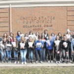Hayes students mail letters about school safety