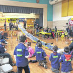 Cub Scouts compete in annual Pinewood Derby