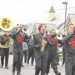 Hayes students return from Ireland