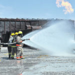 Learning to fight fires